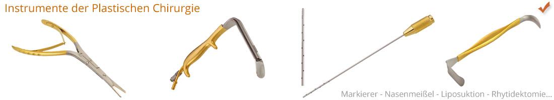 Plastische Chirurgie Instrumente | GeVuMED