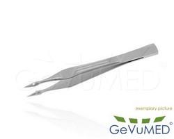 WALTER-CARMALT Splitterpinzette GERADE 10 cm