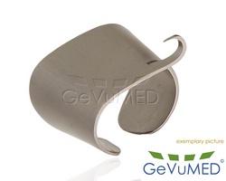 MILLARD Daumen-Haken - 1 Zinke - für die rechte Hand - Breite 18 mm