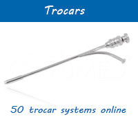 Buy trocars, cannulas and trocar systems